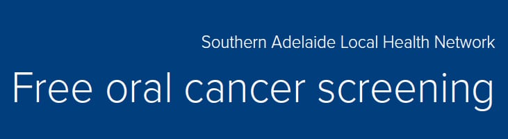 Free Oral Cancer Screening