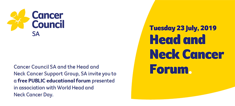 Head and Neck Cancer Forum 2019